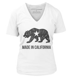 Made In California Vintage Women's T Shirt