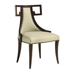 Baker Furniture : Greek Dining Chair - 7849 : Thomas Pheasant : Browse Products