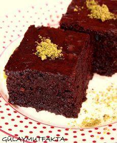 gülay mutfakta: Islak Kek