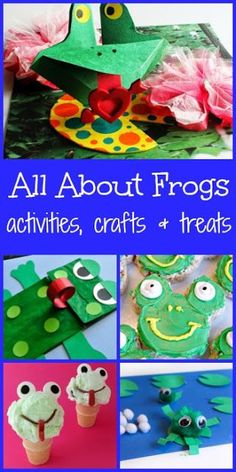 F is for ...Frog Activities for save the frog Day April 30th and spring in general. Great kids activities for toddler, preschool, kindergarten, 1st grade, 2nd grade, and 3rd grade kids.