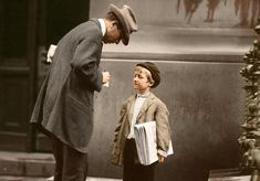 Photographer Lewis Hine documented at the beginning of the 20th century and during more than ten years, the tough daily life of children wor...