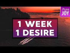 Abraham Hicks You Need To Believe In One Desire For A Week! - YouTube