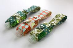 Sew Much Ado: Hand Sanitizer Holders