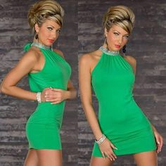 Women Dress Summer 2017 Fashion Sexy Bodycon Backless Sleeveless Short Vestido de festa Womens Party Club Sheath Dress Mini