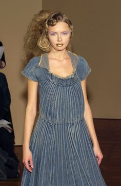 Junya Watanabe Spring 2002