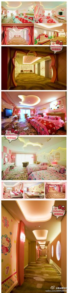 Hello Kitty Hotel