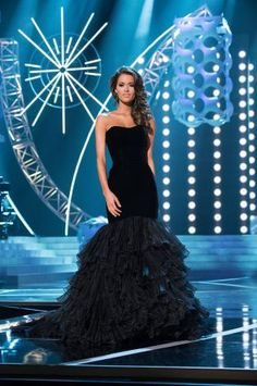 miss alabama usa evening gown - Google Search