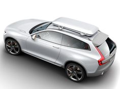 2018 Volvo XC40 Body Design