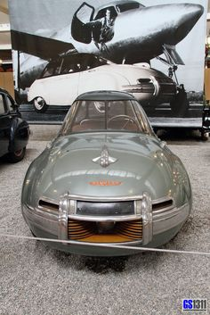 1948 Panhard Dynavia