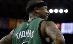 Celtics' Isaiah Thomas to miss next two games due to bruised knee = According to an official statement released by the franchise on Thursday afternoon, the Boston Celtics will be without starting point guard Isaiah Thomas over the weekend. The team has announced that Thomas will not travel to neither New York nor Philadelphia as he remains on the sideline due to…..