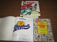 Baseball Card Catalog Feats And Facts Catalog Sports Baseball