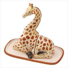 giraffe salt & pepper