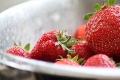 No-Cook Strawberry Freezer Jam Recipe with Raw Honey