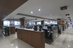 A Corporate Office design in India by HPA