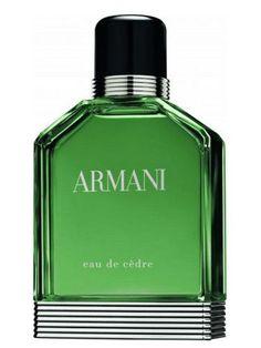 Armani Eau de Cèdre Giorgio Armani for men  relojes  perfumes  fragances   bags 37f3b2d4ea
