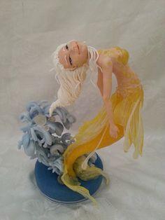 Sirena davanti laterale