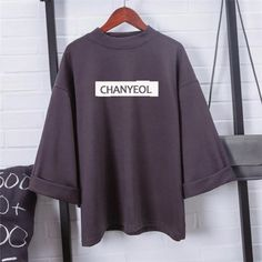 Kpop-EXO-Sweater-Hoodie-Women-Pullover-Sweatershirt-Baekhyun-Chanyeol-Outwear