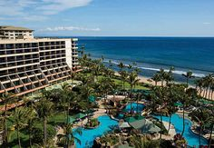 Marriott's Maui Ocean Club - Molokai, Maui & Lanai Towers en Hawái #Hawaii