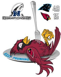 Arizona Cardinals vs. Carolina Panthers