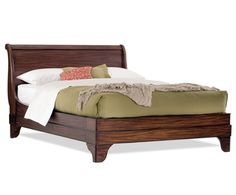 Found another sleigh platform bed! Combines mine and my hubby's favorites. He loves the sleigh, I love the platform. Everybody happy!!!