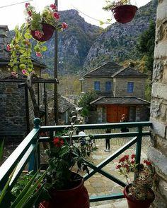 Tsepelovo, Zagorohoria, Epirus region, Greece Corfu, Crete, Porches, Wonderful Places, Beautiful Places, Santorini Villas, Myconos, Acropolis, Macedonia