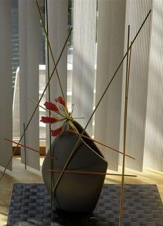 Ikebana MJ by Marianne de Wit, via Flickr