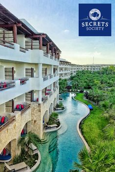 Add something special to your Secrets Resorts vacation with rewards from Secrets Society. Vacation Resorts, Vacations, Spas, Resort Spa, My Dream, Beautiful Places, The Secret, Community, Dreams
