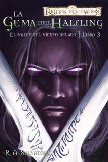 Cazadora De Libros y Magia: La Gema De Halfling - Saga Reinos Olvidados, El Va...