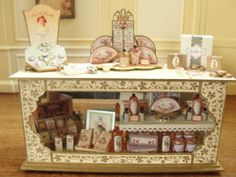 """dollhouse miniature"" jewelry stand - Google Search"