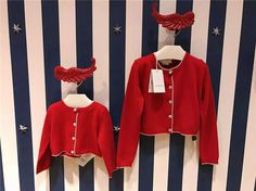 2017 New Spring Supper BB Brand Girls Cardigan Children Cloth Sweater Baby Infant Girls Knitted Red Kids Single-Breasted Jacket