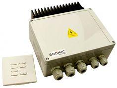 Bromic Bromic Heating Wireless Dimmer Controller - Multi-Circuit   seattleluxe.com