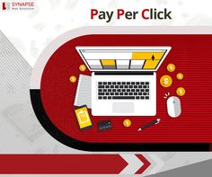 Choose #PPC (Pay Per Click) for the most efficient and the fastest method to promote your various online services or products and get recognized among your targetted audience.   #SynapseWebSolutions