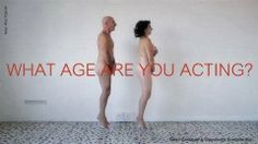 SILVIA GRIBAUDI | What Age Are You Acting? ● Le età relative | The relativity of ages #fileunderdance
