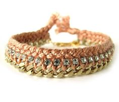 Gouden Ketting Armband