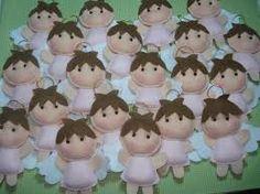 moldes lembrancinhas de feltro maternidade - Pesquisa Google