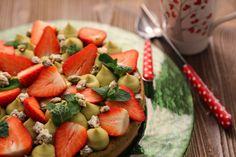Fantastik fraise-pistache (Michalak)