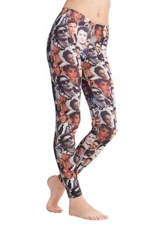 To Be Franco Leggings. Theres a new renaissance woman taking the street by storm - its you, dressed adorably in these swoon-worthy leggings from Clashist! #multi #modcloth