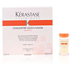 Fusio-dose Concentré Oléo-fusion Kerastase Nutritivo 15 ampollas | Perfumes Club, 78,95€