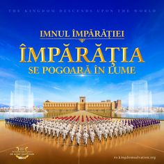 Watch this gospel choir music video to have a taste of the joyful spectacle of the arrival of God's kingdom. Worship Songs, Praise And Worship, Praise God, Praise Songs, Christian Films, Christian Music, Christian Videos, Choir Songs, Teatro Musical