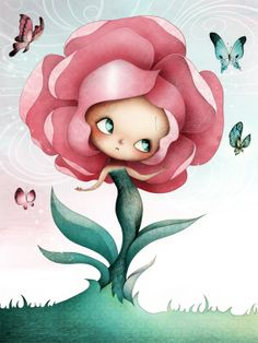 Kai Fine Art is an art website, shows painting and illustration works all over the world. Illustration Mignonne, Children's Book Illustration, Illustrations, Art Fantaisiste, Art Mignon, Art Beat, Cross Paintings, Whimsical Art, Cute Drawings