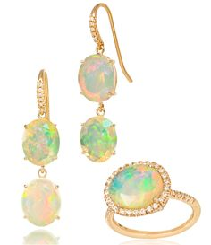 Lauren K #opal #jewelry collection