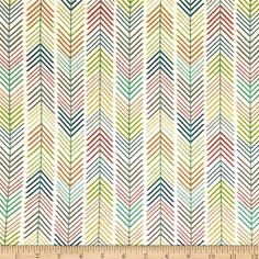 Birch Organic Serengeti Interlock Knit Quills Cream
