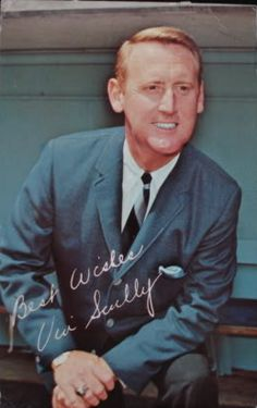 Dodgers Blue Heaven: A Vin Scully Cards and Collectibles Checklist