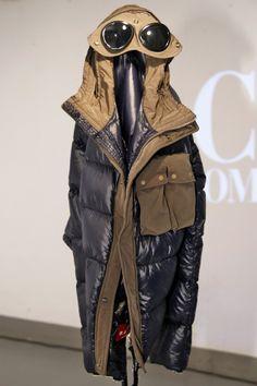 CP Company Menswear AW14 #unique #jackets