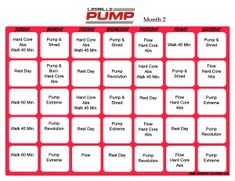 Print A Workout Calendar Workout Days, Workout Schedule, Fun Workouts, Workout Calender, How To Better Yourself, Improve Yourself, Les Mills Pump, Fitness Tips, Health Fitness