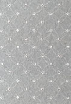 Nexus Embroidery Grey Fabric SKU - 62250
