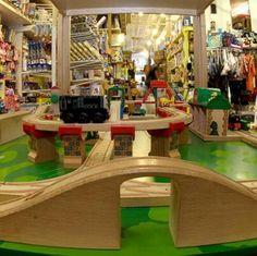 Kidding Around - #NYC #Yuggler #KidsActivities #ToyStore