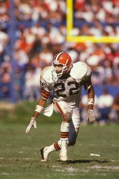 Felix Wright Perry of the Cleveland Browns