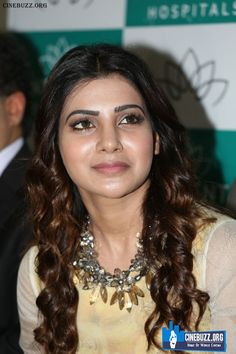 New Photo Gallery of Samantha Ruth Prabhu - Cinebuzz