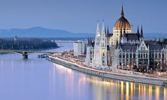 Cheap: Twelve typical city break items, including meals, a sight-seeing bus tour and accommodation, cost just in Budapest Oh The Places You'll Go, Great Places, Places To Travel, Places To Visit, Travel Destinations, Travel Europe, Amazing Places, Prague, Beautiful World
